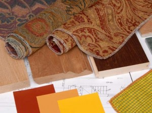Using Custom Fabric in Your Interior Design