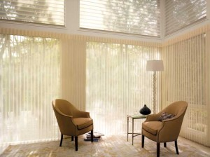 Luminette Privacy Sheers by Hunter Douglas
