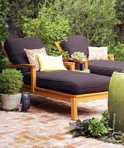 Re-Decorate Your Patio with Outdoor Fabrics