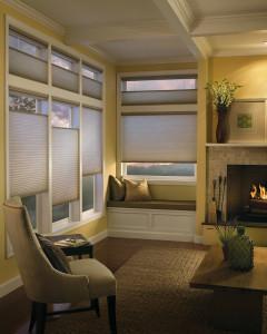 Window Treatment Installation - Inside Mount