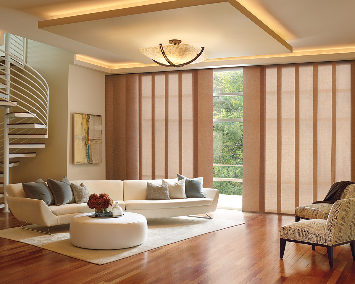 Hunter Douglas Luminette Shades Archives Perfect Fit