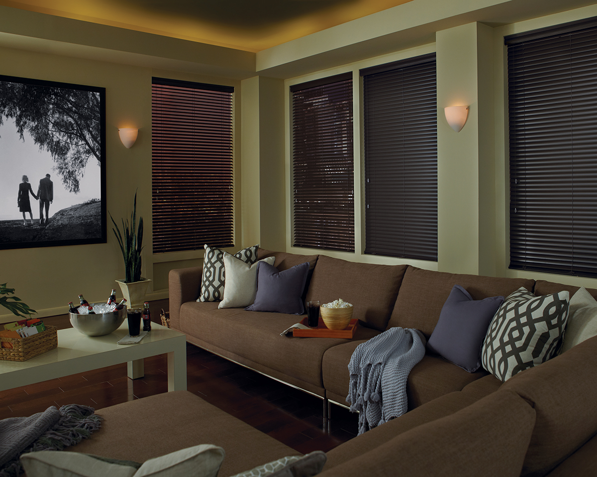 Window Treatments Naples Fl Part - 19: Media Room Window Coverings