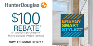 Cashing in on Window Covering Savings