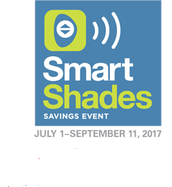 New Hunter Douglas Motorization Savings Event!