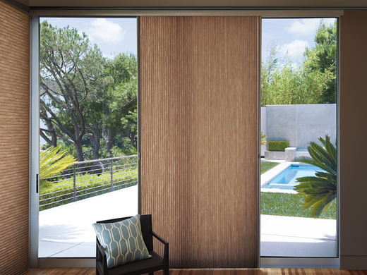 Duette® Honeycomb Shades with Vertiglide™